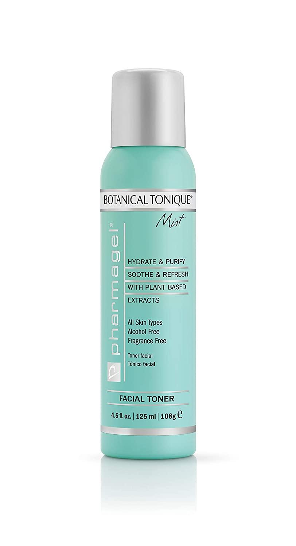 Pharmagel Botanical Mist Facial Toner, 4.5 fl oz