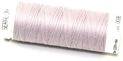 Mettler Seralon Polyester General Sewing Thread 200m 200m 88 Lilac - each
