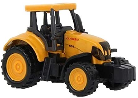 A-cool Mini Plastic Alloy Construction Vehicle Engineering Car Truck Model Kid Children Classic Toy (NO.7)