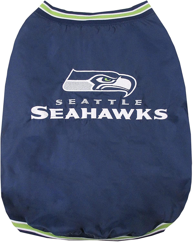 Pets First Seattle Seahawks Jacket