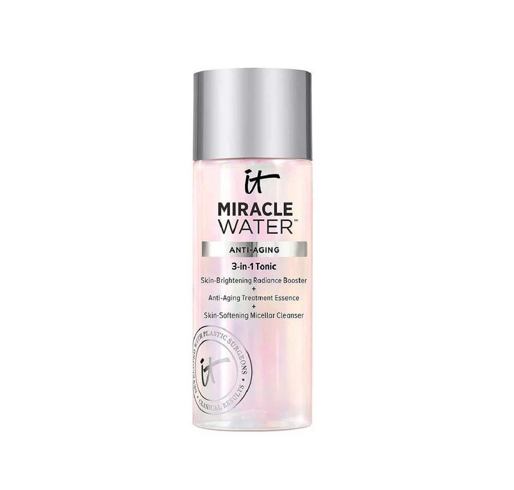 It Cosmetics Miracle Water 3 in 1 Tonic Mini 0.29 oz