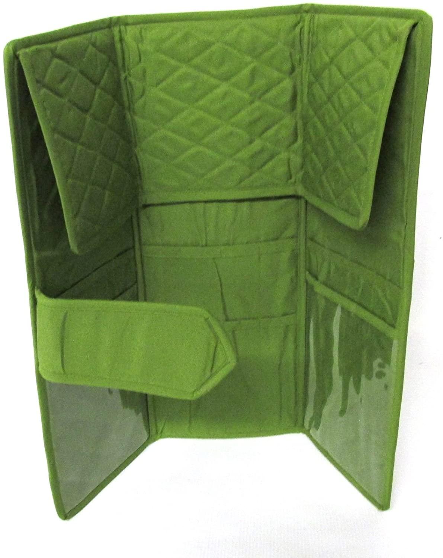 YAZZII Knitting Needle Case - Green .supply.from:wildandwoollycrafters