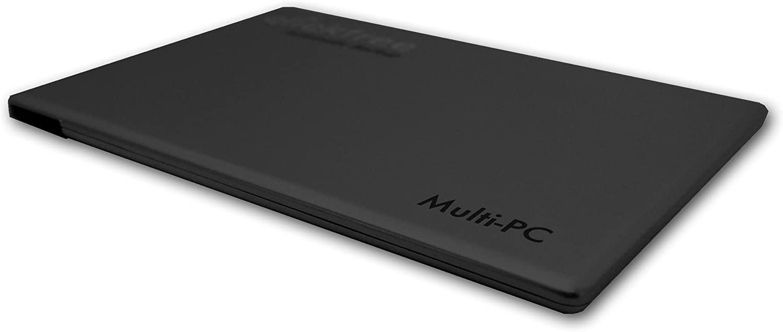 Clickfree Automatic Backup Traveler 32 GB USB 2.0 Flash Drive FL320 (Slate Grey Aluminum Chassis)