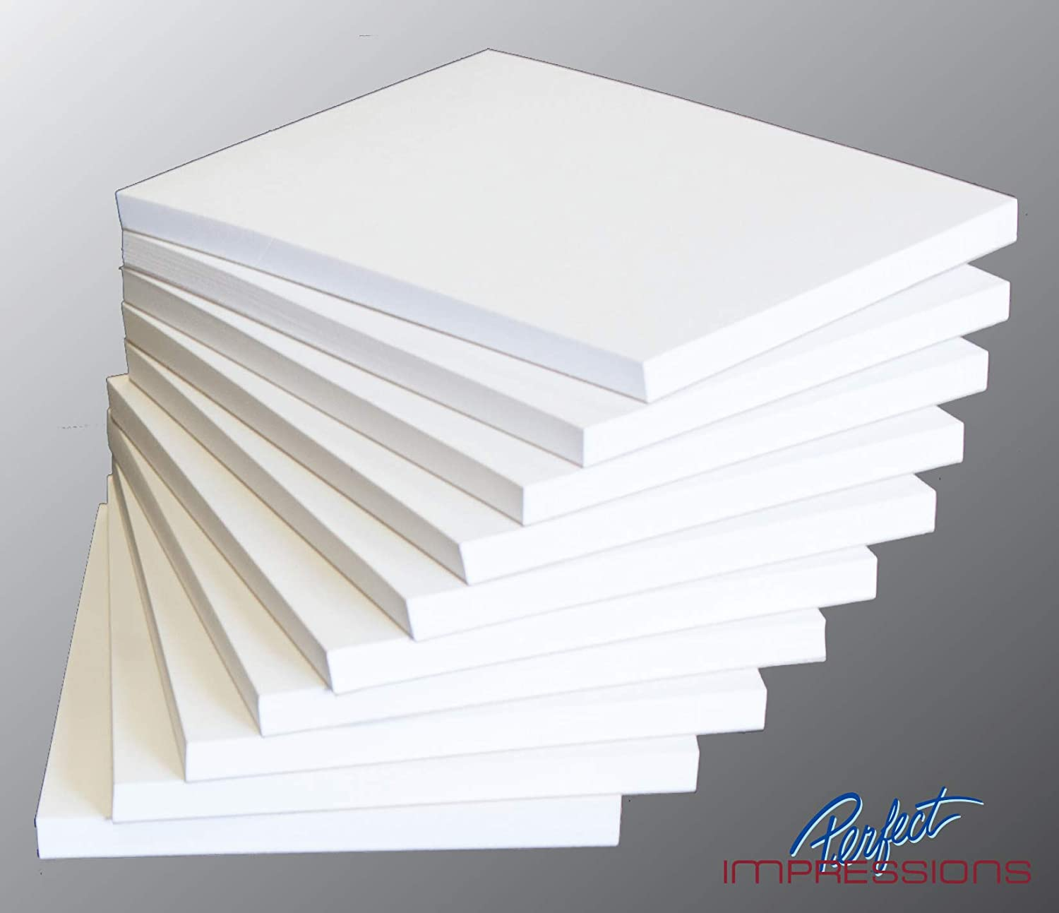 Note Pads - Memo Pads - Scratch Pads - Writing Pads Of 10 Packs With 50 Sheets Each! 8.5 x 5.5