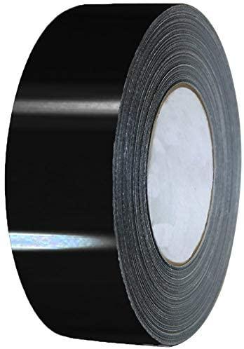 VViViD 3M 1080 Black Gloss Vinyl Detailing Wrap Pinstriping Tape 20ft Roll (4 Inch x 20ft roll)