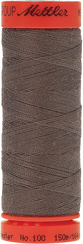 Mettler Metrosene 100% Core Spun Polyester Thread, 165 yd, Rain Cloud