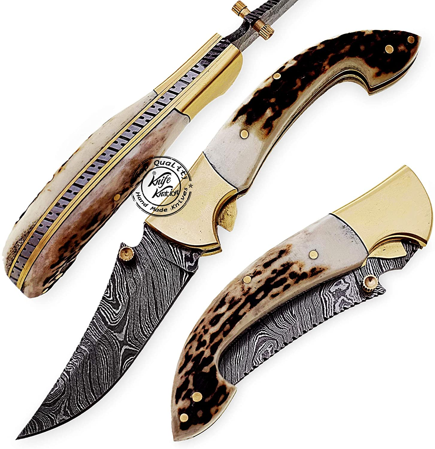 Beautiful Stag Horn 7.25