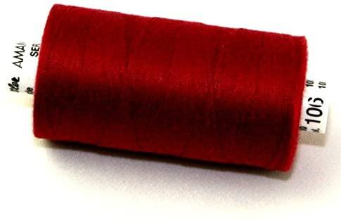Mettler Seralon Polyester General Sewing Thread 1000m 1000m 106 Winterberry - each