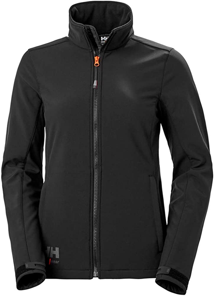 Helly Hansen Women's Workwear W Luna Softshell Jacket