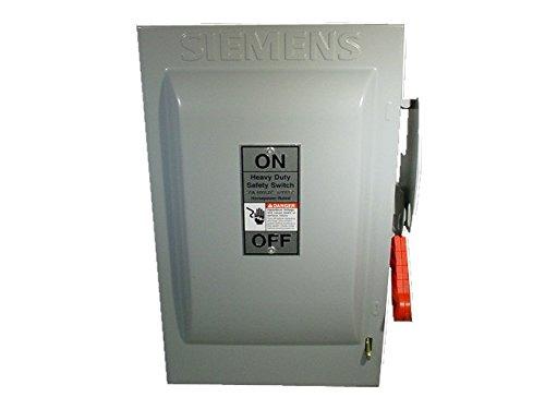 SIEMENS HF322N 60A 240V 3P Ph N3 Used