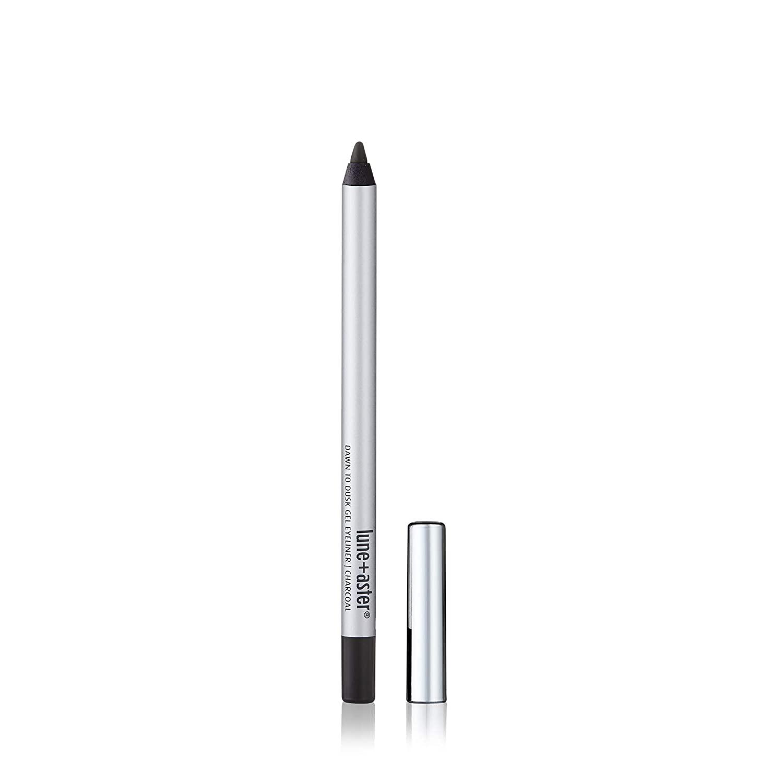 Lune+Aster Dawn to Dusk Gel Eyeliner- Charcoal- Longwear, easy to apply gel eyeliner pencil