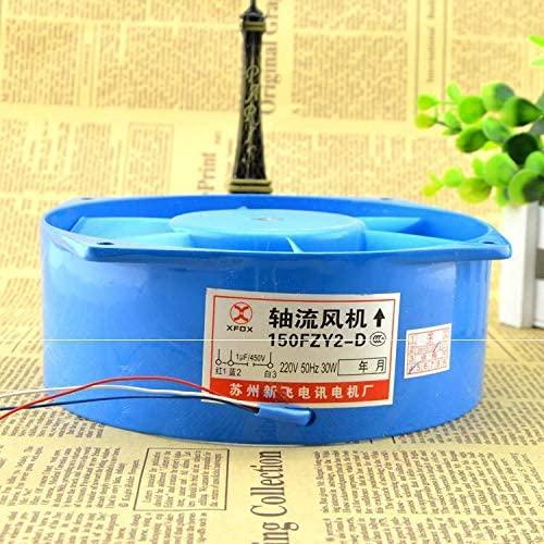 for 150FZY2-D 220V 30W Welding Fan Aluminum Shell Copper Wire Double Ball Bearing