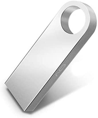 LUOKANGFAN LLKKFF Computer Data Storage 64GB U-0 Metal USB 2.0 Flash Disk