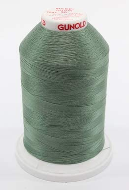 Sulky 730-1287 30 wt Cotton 3200 yds, French Green