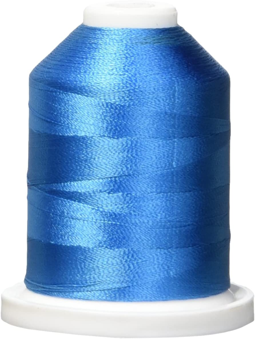 Robison-Anton Rayon Super Strength Thread, 1100-Yard, Pacific Blue