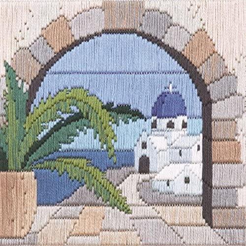 Derwentwater Designs Aegean Arch Long Stitch Kit
