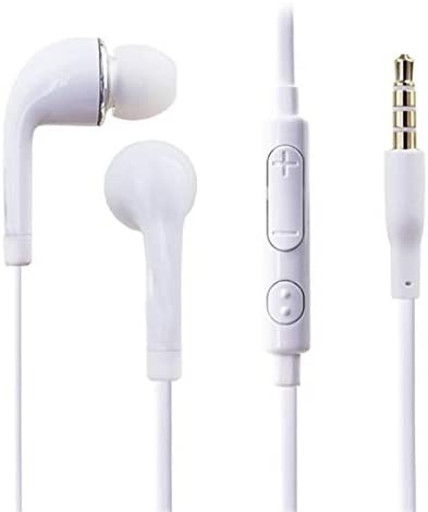 Earbuds Headphones, in-Ear Noise-isolating Earphones, Balanced Bass Driven Sound with Mic & Volume Contro.234