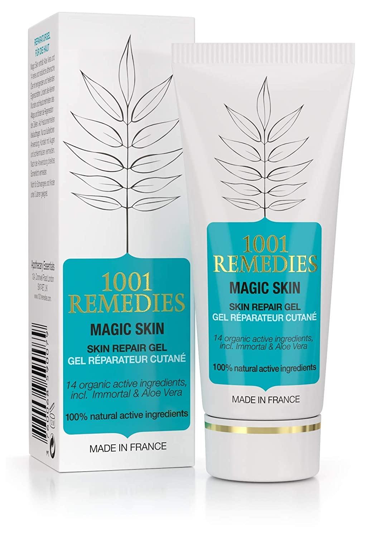1001 Remedies Acne Spot Treatment - Acne Scar Removal - Dark Spot Remover For Face & Body - Tea Tree Moisturizer for Spot, Acne, Pimple & Rosacea Prone Skin, All Natural, Vegan