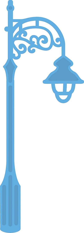 Marianne Design LR0296 Creatables Die, French Lamp Post