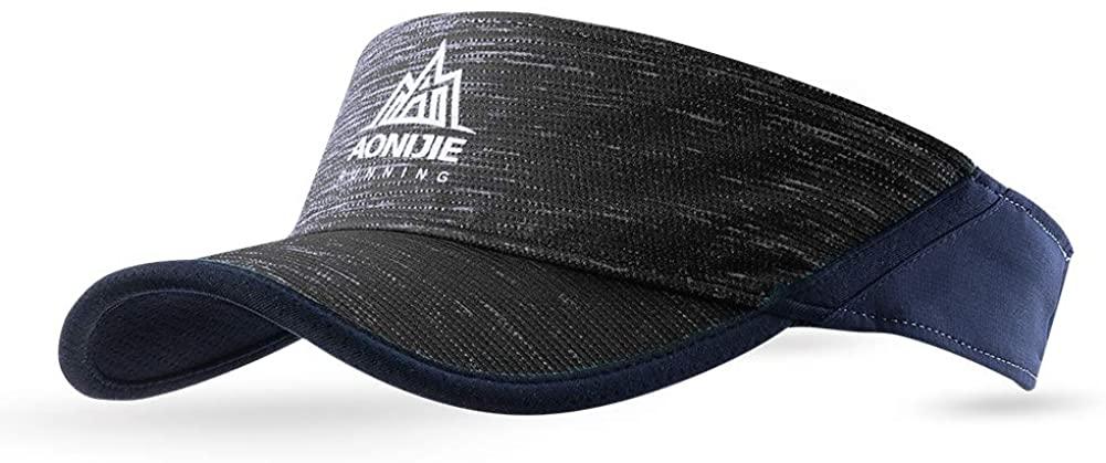 AoMagic Sun Visor Hat One Size Adjustable Cap for Women and Men, Best for Running, Tennis, Golf & All Sports