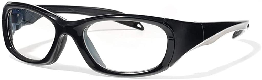 RecSpec Morpheus 2 Shiny Black PPE Sunglasses