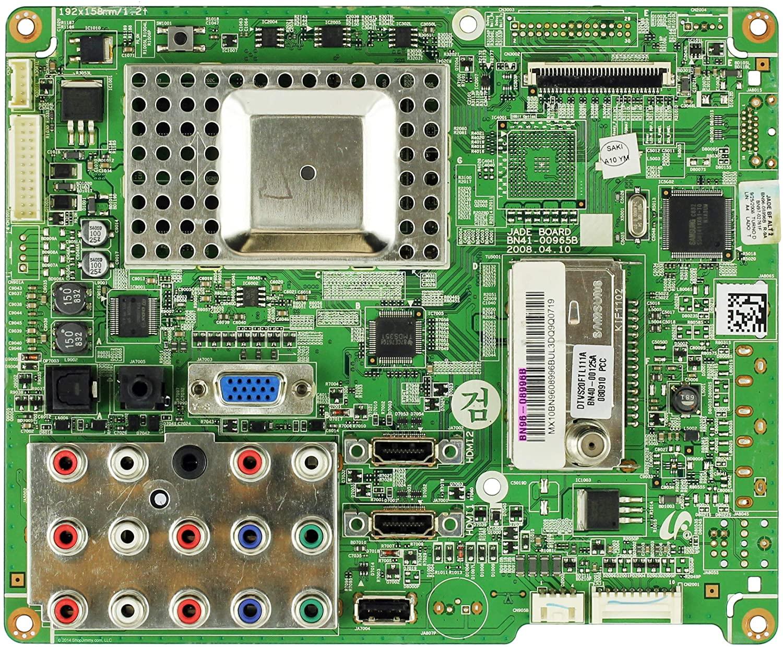 Samsung BN96-08996B Main Unit/Input/Signal Board BN41-00965B