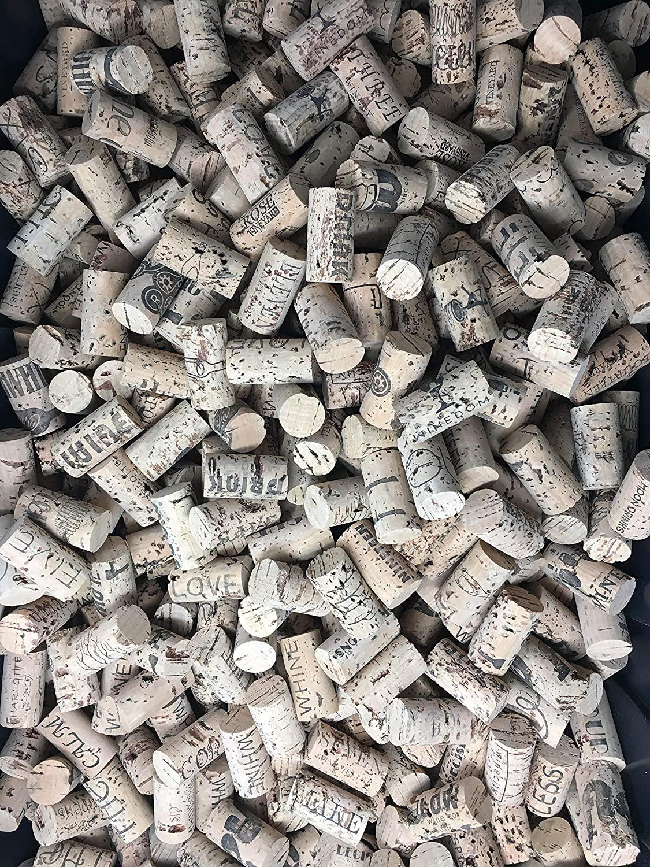 Pro Grade - Wine Corks - 100 Craft Grade Wine Corks