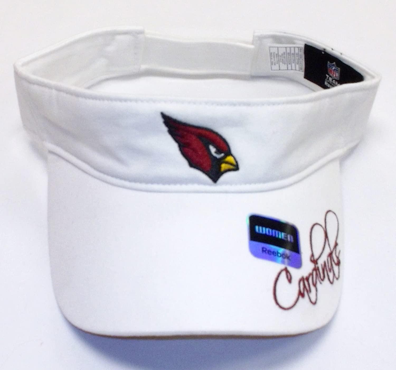 Reebok Arizona Cardinals Adjustable Visor - Women OSFA - W570W
