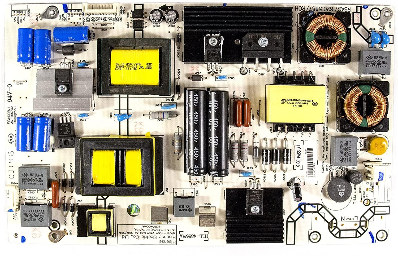TEKBYUS Power Supply 170731 170732 for 55H6SG 55H7G
