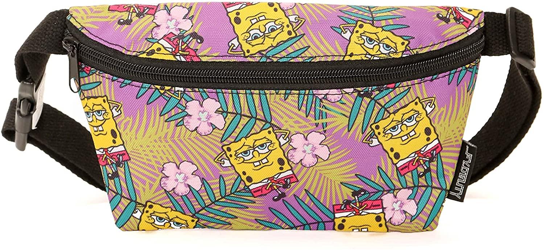 FYDELITY- NICK Nickelodeon 90's TV Character Bags | SpongeBob SquarePants, TMNT