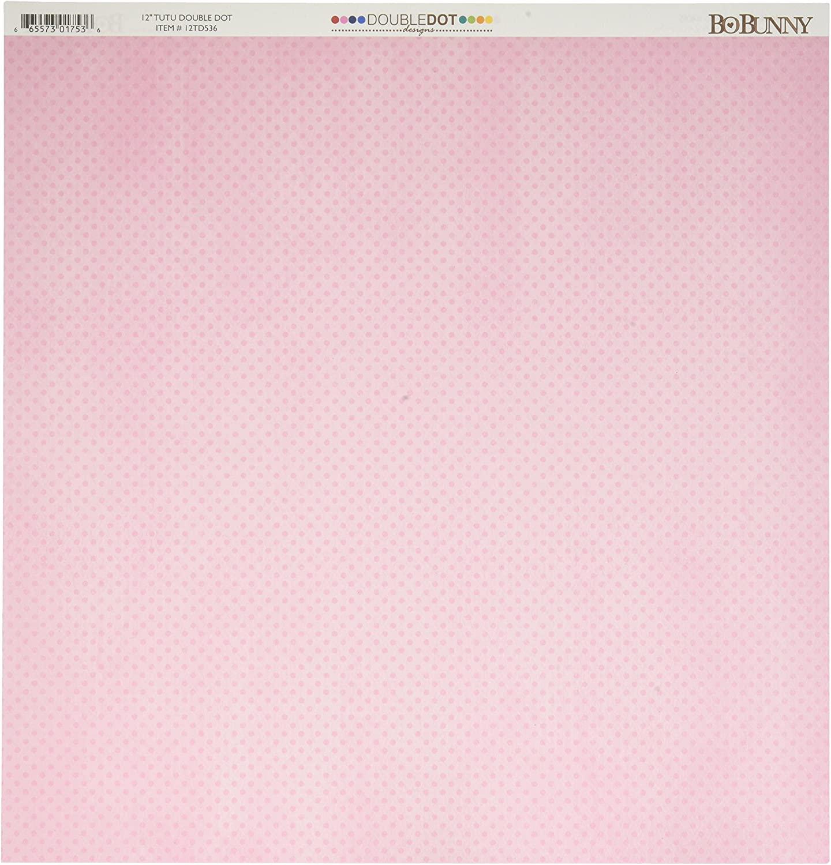 Bo Bunny Double Dot Paper 12x12 Tutu