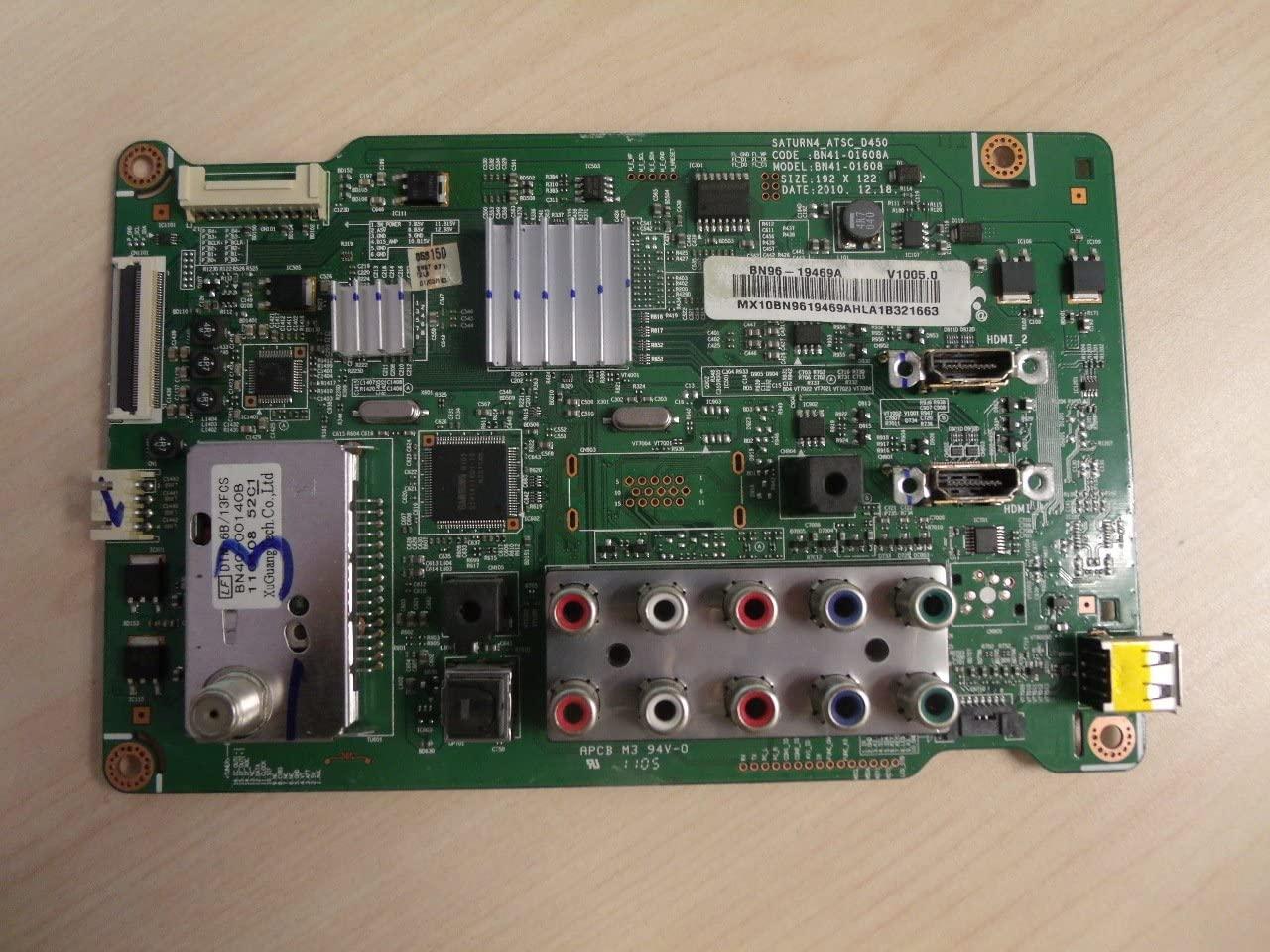 43 PN43D430 PN43D450 BN96-19469A Plasma Main Video Board Motherboard