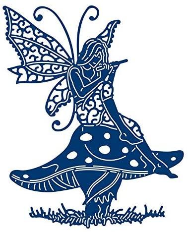 Cutting Butterfly Angel Flower Dies Fairy Metal Cutting Die for Scrapbooking Craft Die Cuts Card Making