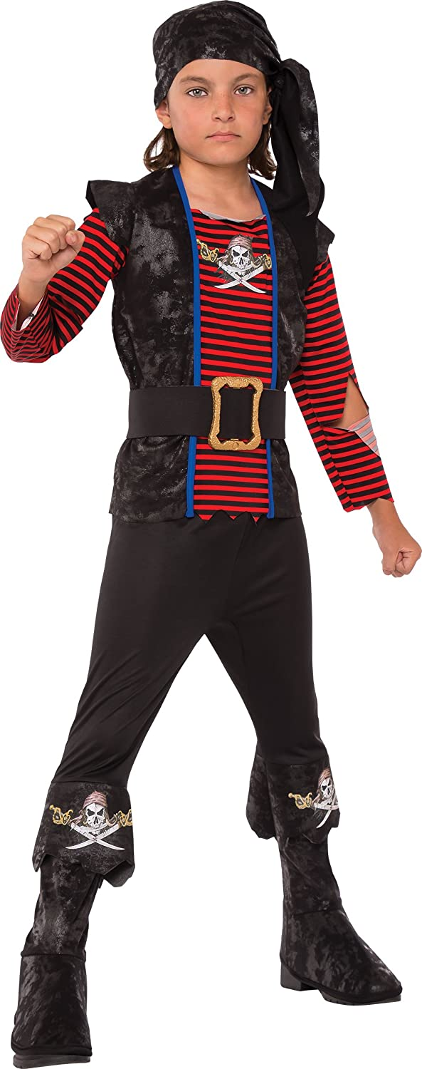 Rubies Childs Rogue Pirate Costume, Medium