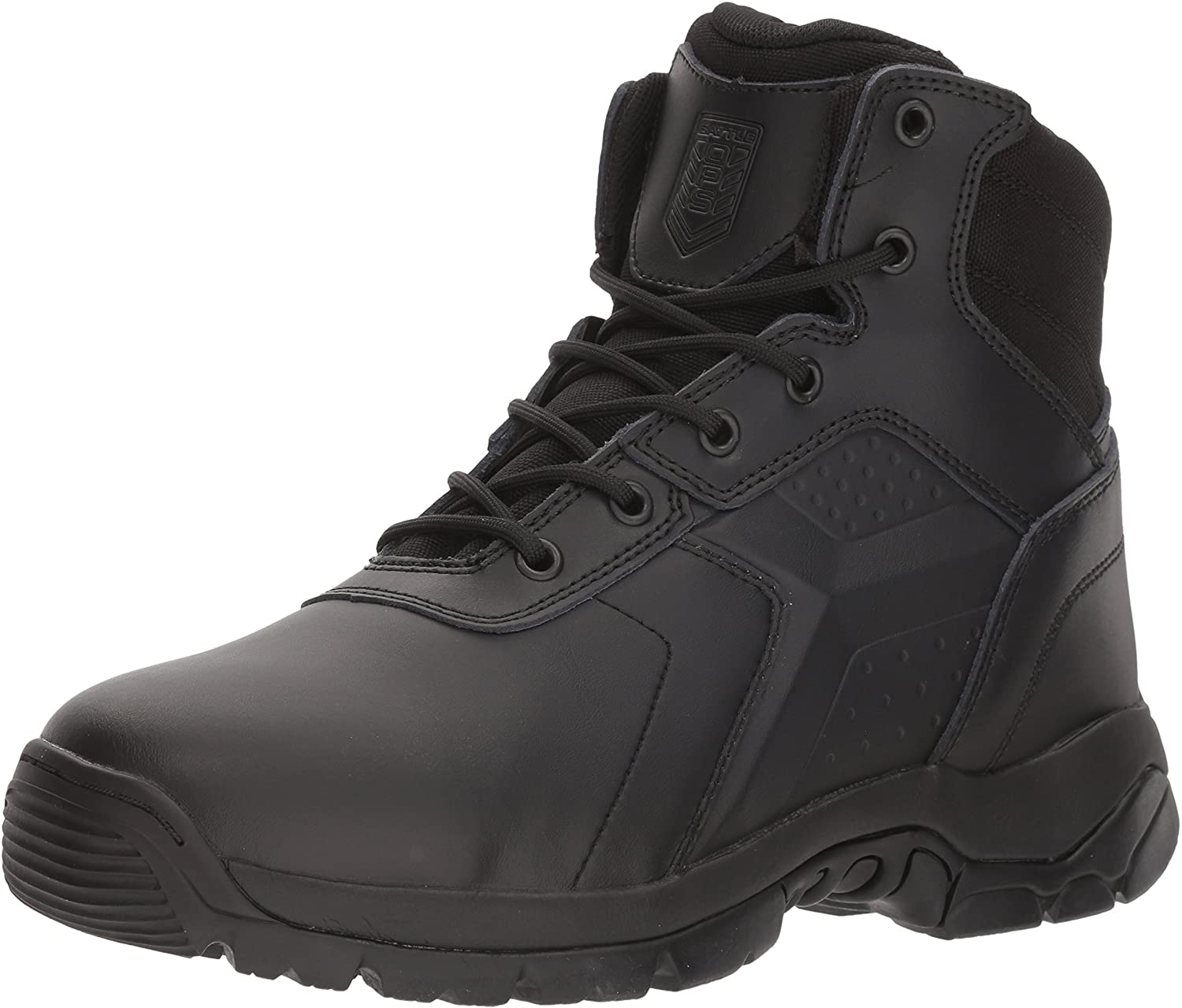 Battle Ops by BD Protective Equipment Men's 6-inch Waterproof Tactical Boot Soft Toe Bops6001 Military