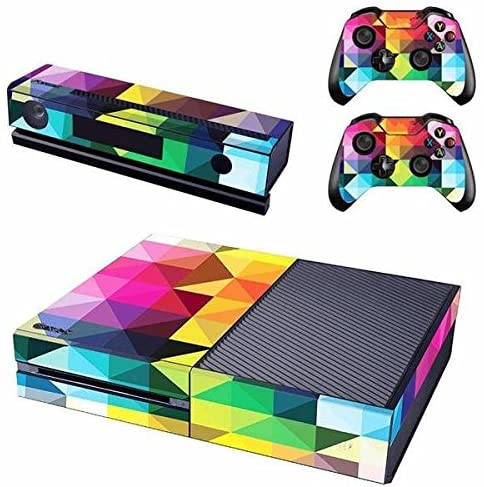 Doradus Full Cover Vinyl Decal Skin Sticker For Xbox ONE Console + 2 Controllers