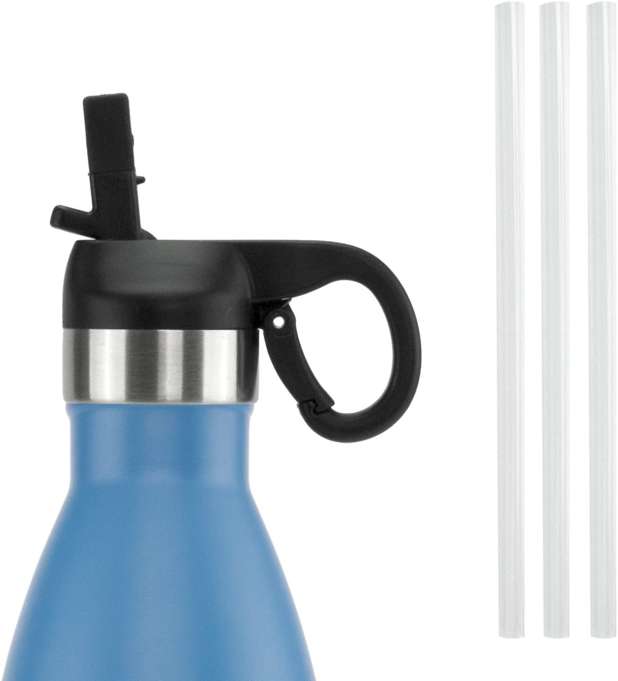 ICONIQ Pop Up Straw Cap for 25 Ounce Insulated Water Bottles