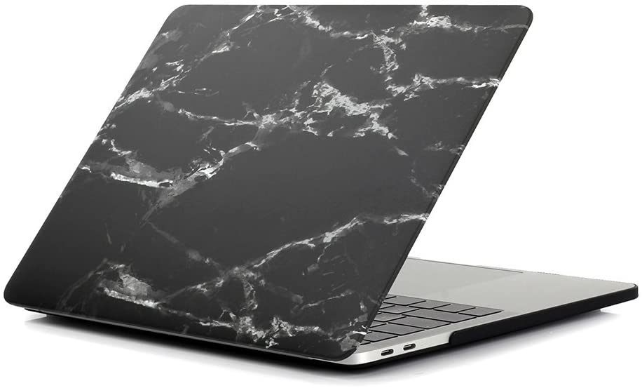 RYGOU Protective Hard Case Cover Compatible Latest MacBook Pro 13 inch with& w/Out Touch Bar Model:A1706 A1708 A1989