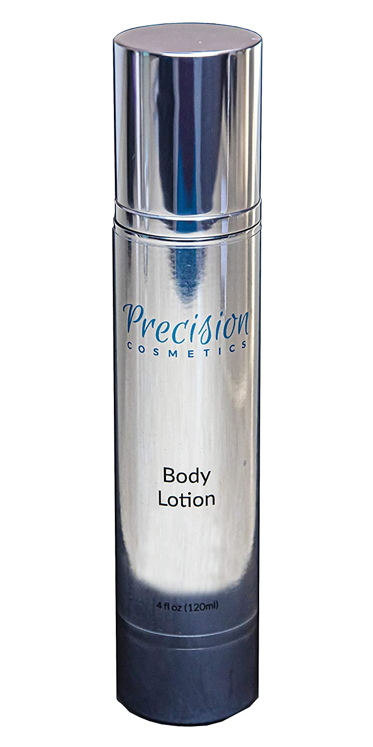 Precision Cosmetics Vitamin D3 Antioxidant Body Lotion, Body Lotion for Men and Women, Full Body Lotion, Bath Body Lotion, Ultra Repair Cream