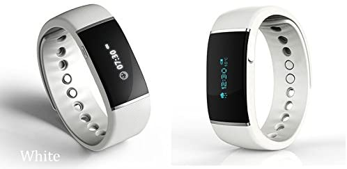 TTLET Fittness, Activity & Sleep Tracker Wristband with OLED Display