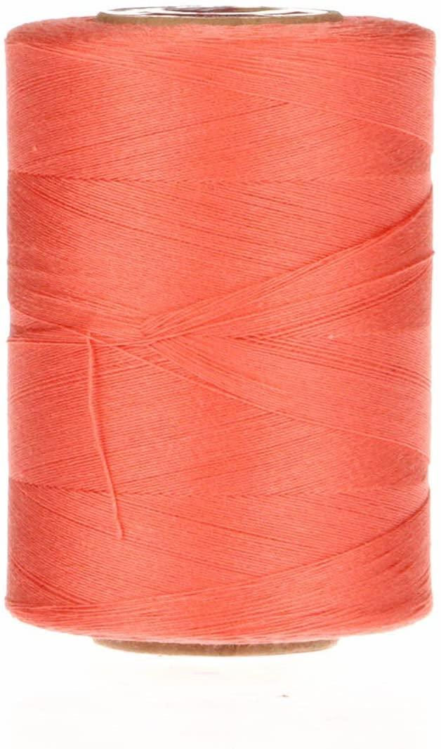 YLI Star Thread V37-0239 3-Ply T-35 Cotton Quilting & Craft Thread, 1200 yd, Flamingo