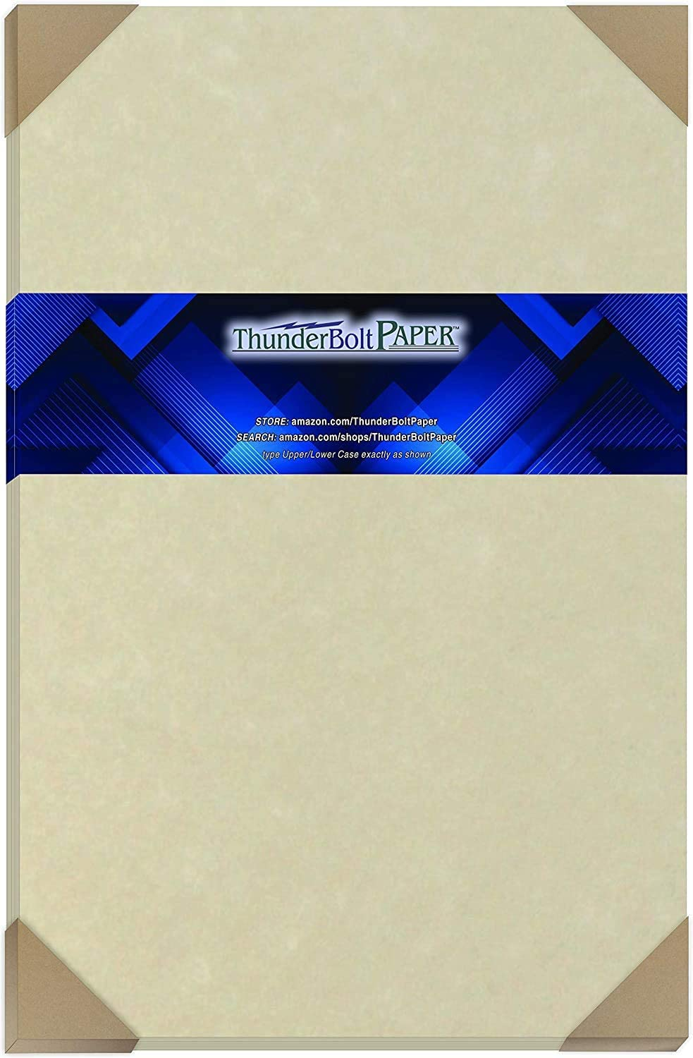 25 Natural Parchment 65lb Cover Paper Sheets 12 X 18 Inches Cardstock Weight Colored Sheets 12