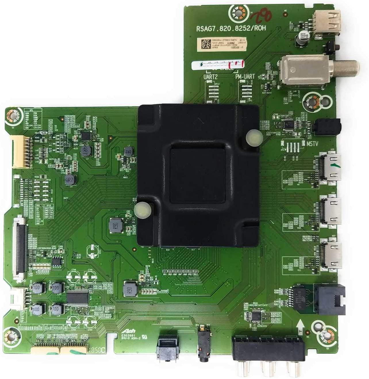Main Board 235929B RSAG7.820.8252/ROH for HISENSE TV 65R6E