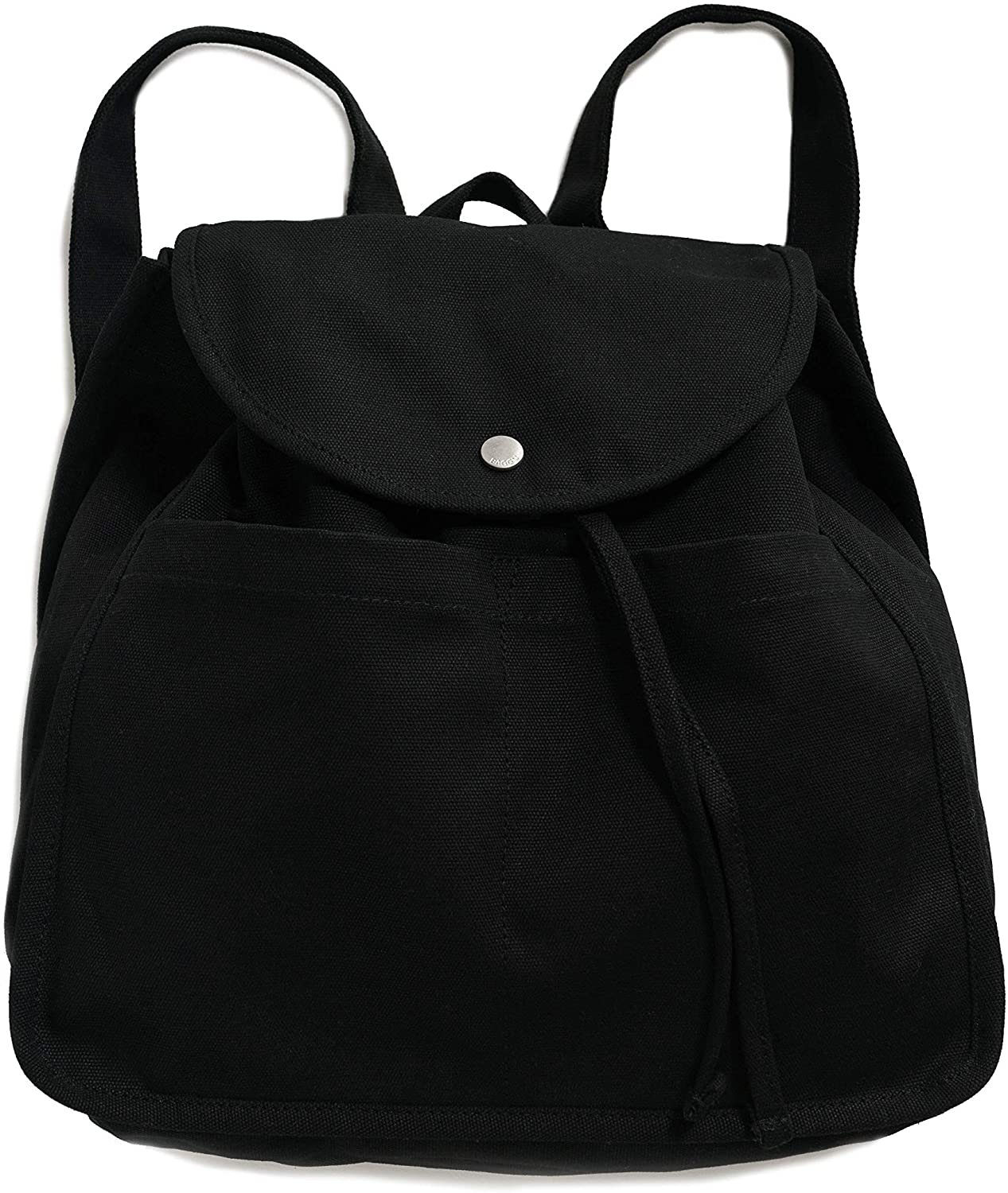 BAGGU Drawstring Backpack, Durable and Stylish for Daily Essentials