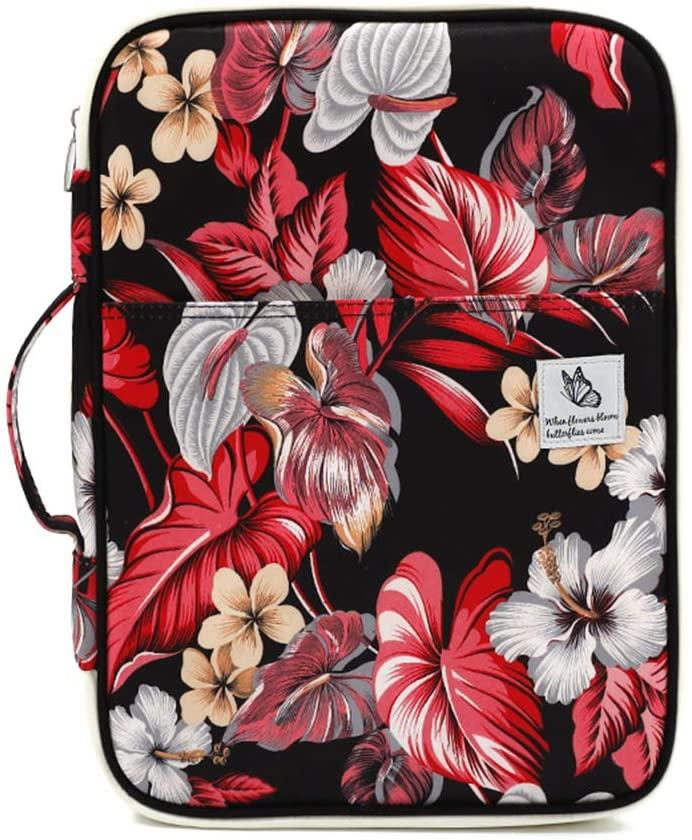 minansostey Notebook Laptop Floral Handbag,Sleeve Bag Carry Case,forMăcbook AĬr Pro 13