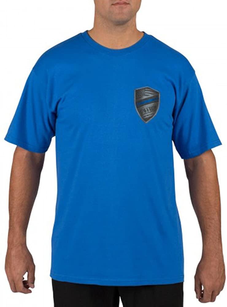 5.11 Tactical Men's Chief Reed Anti Fade T-Shirt