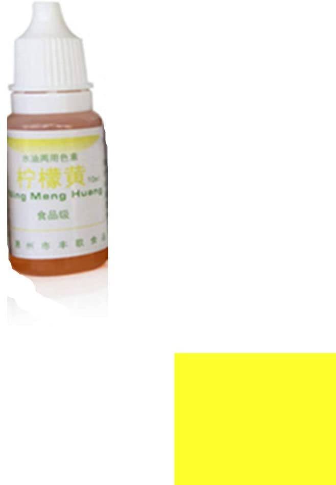 minansostey Dyeing Pigment Slime Crystal Mud UV Resin Dyeing Water Oil Dual Use Pigment DIY Craft
