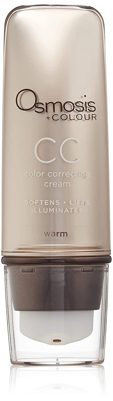 Osmosis Skincare CC Color Correcting Cream, Warm
