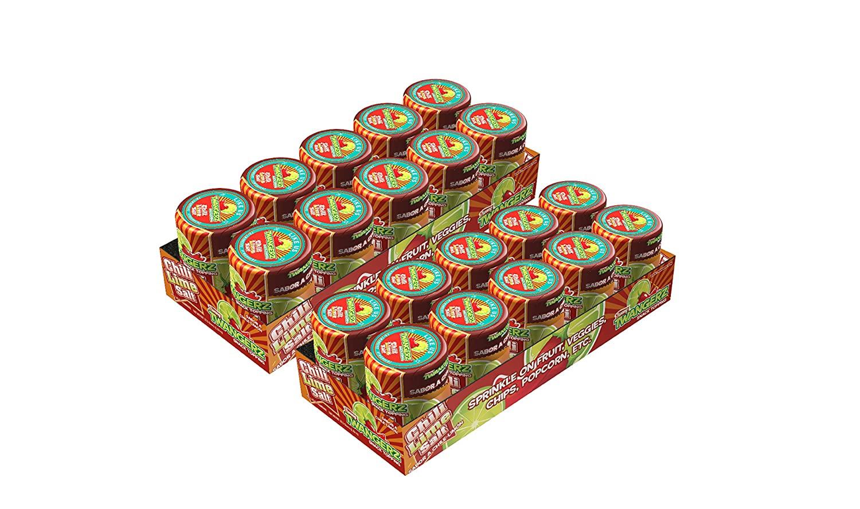 Twangerz Snack Topping, Chili Lime, 1.15 Ounce Shaker (Pack of 20)
