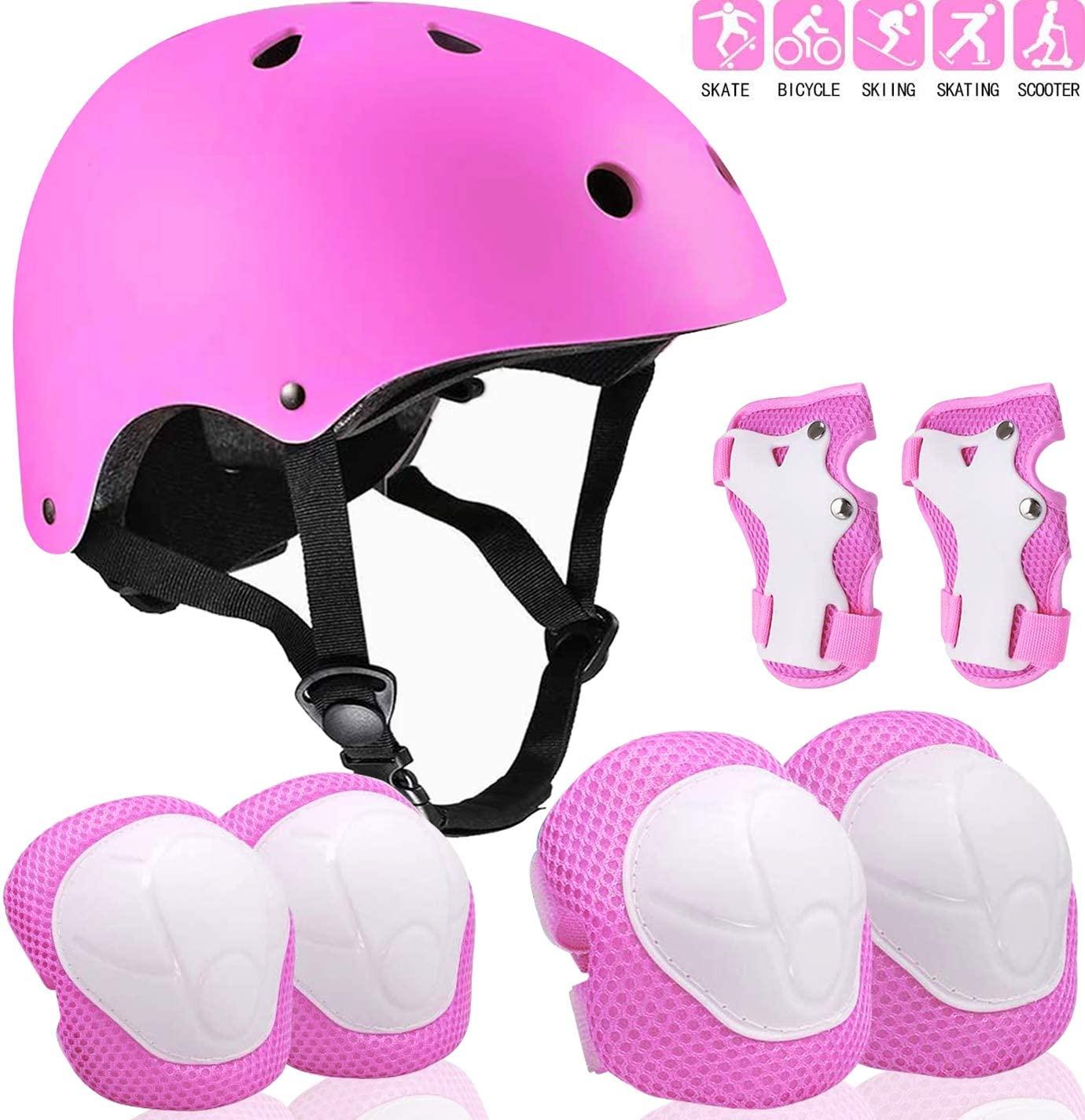 ZLEIOUY Skateboard Helmet Impact Resistance Ventilation for Multi-Sports Cycling Skateboarding Scooter Roller Skate Inline Skating Longboard…